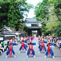 宮崎県日南市の飫肥城下まつり2015のプログラム日程は?