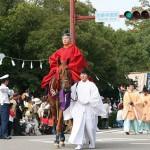 平成28年度宮崎神宮大祭の神武さま2016の日程、行列時間、イベント、交通規制、通行止めは?
