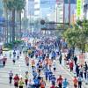 第30回青島太平洋マラソン2016の交通規制、通行止め、アクセス、駐車場、シャトルバスは?