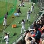 プロ野球とJリーグの春季キャンプが宮崎でスタート!