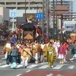 宮崎神宮大祭の神武さま2017の日程、行列時間、イベント、交通規制、通行止めは?